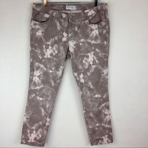 Express Skinny Jeans Mauve